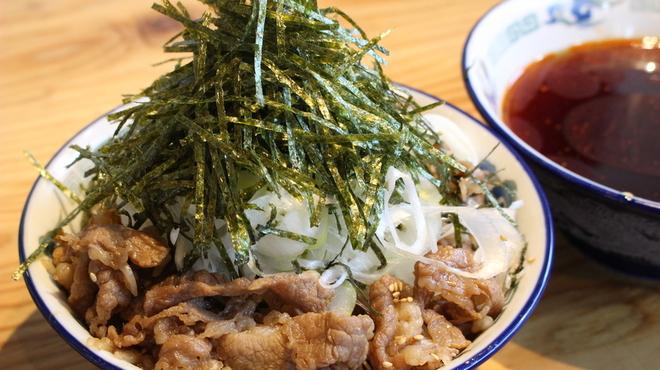 姫路タンメン - 料理写真:冷たい 肉そば