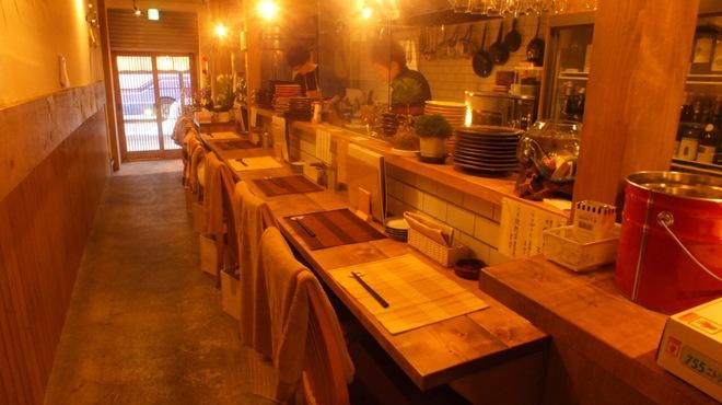 男の白ワイン専門料理店 suEzou 百福 - メイン写真: