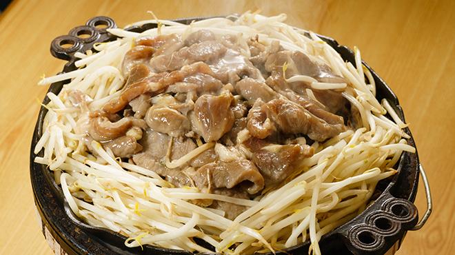 定食酒場食堂 - メイン写真:ジンギスカン