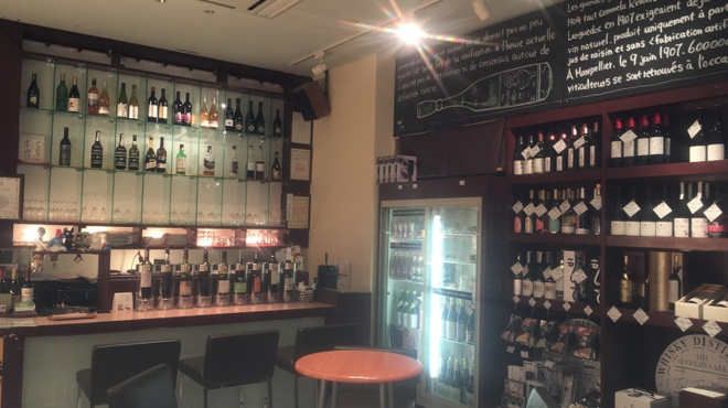 自然派ワインのお店 オーガリ - メイン写真: