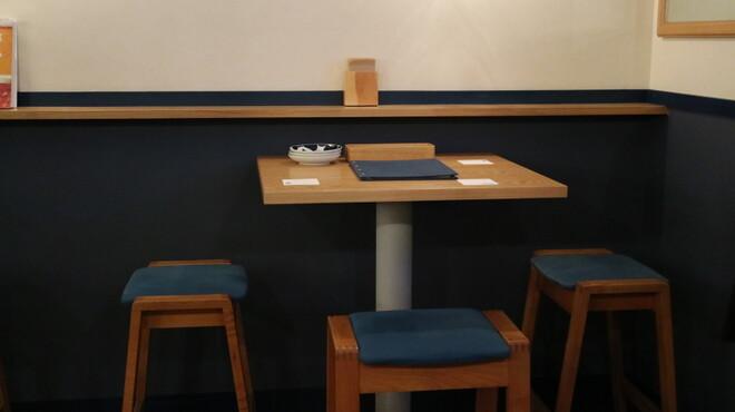 タクミヤ - 内観写真:テーブル席は最大6名様まで