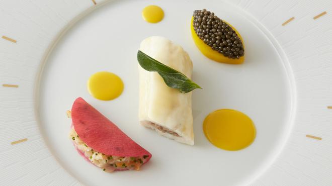 ロオジエ - 料理写真:LA SOLE