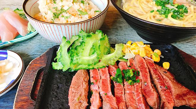 がんじゅうおばぁの台所 ゆらてぃく - メイン写真: