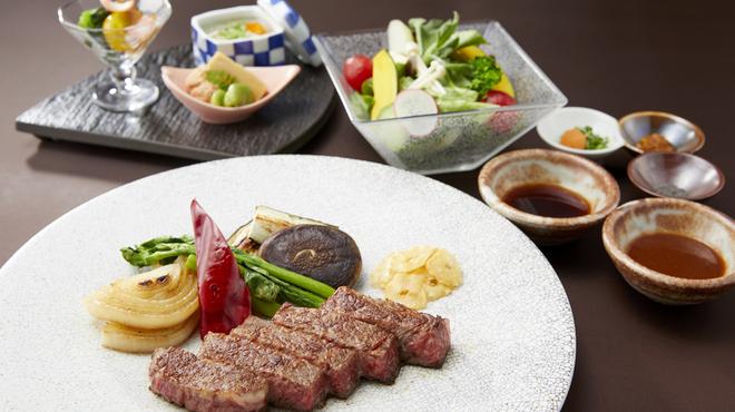 神戸プレジール - 料理写真:鉄板焼き