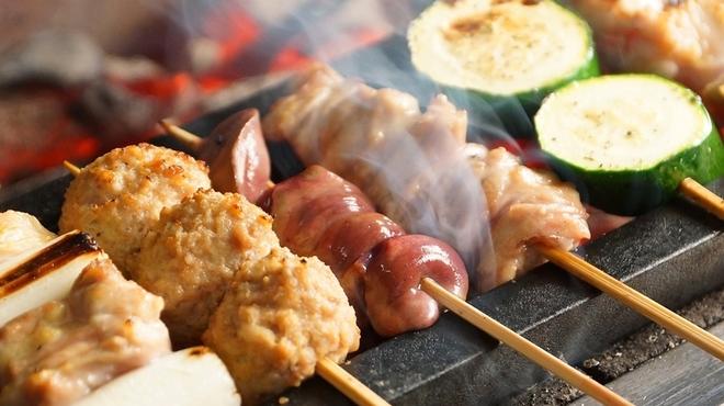 日本酒と焼鳥 百 - メイン写真: