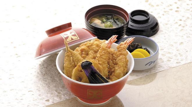 銀座 天國 - 料理写真:1階 A丼 1,620円(税込)