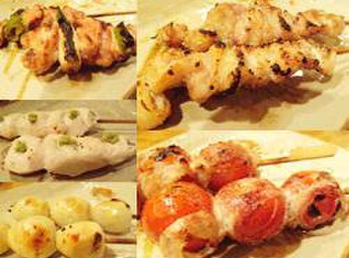 鳥小屋 - 料理写真:新鮮な素材は食べ方いろいろバリエーション!!