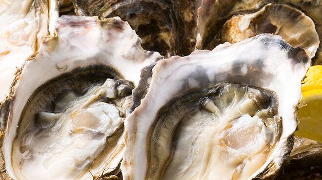 金串 - 料理写真:生牡蠣(イメージです