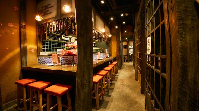 熊本下通り 肉寿司 - メイン写真: