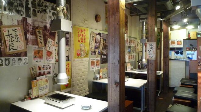 YAZAWA - 内観写真: