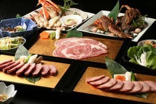 六歌仙 - 料理写真:飲み食べ放題の桔梗の宴
