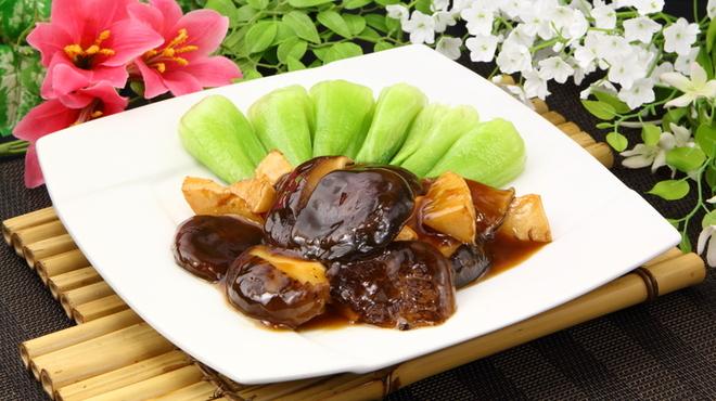 心龍 - 料理写真:椎茸、筍の旨味炒め