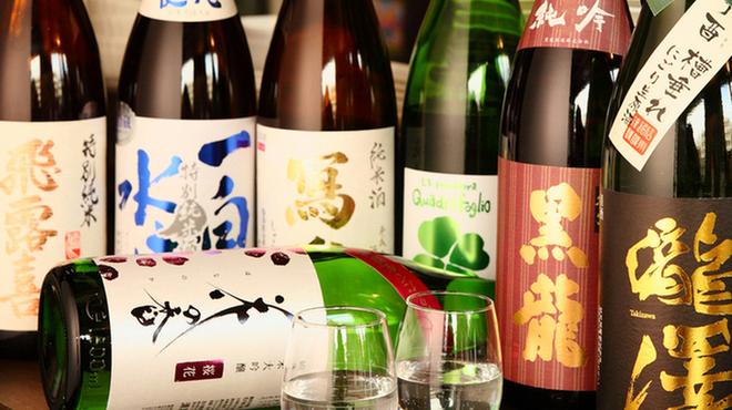 馬すしと日本酒専門店 ゆう馬 - メイン写真: