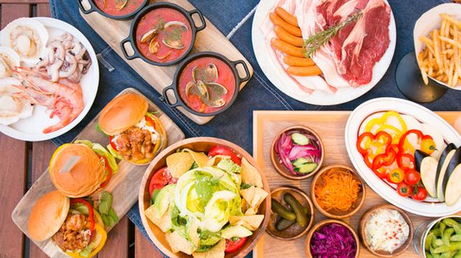 tables cook&LIVING HOUSE - メイン写真: