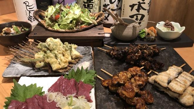大塚 う福 - 料理写真:料理写真