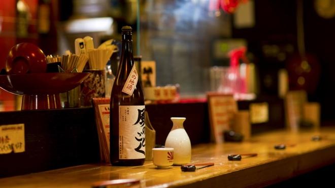 話食居酒屋 風のごとく - メイン写真: