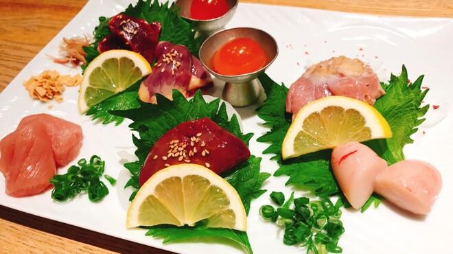 北浜 やきとり うえ田 - 料理写真: