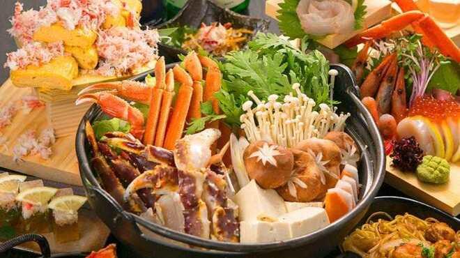 旬魚鮮肉×産地直営 北海道漁港牧場 - メイン写真:
