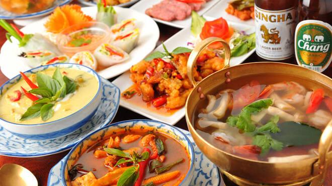 タイ国屋台食堂 ソイナナ - メイン写真: