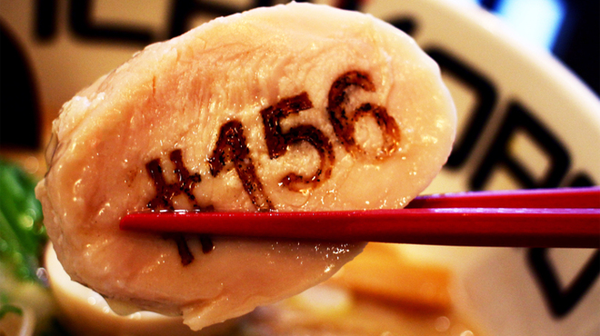 鶏そば十番156 - メイン写真: