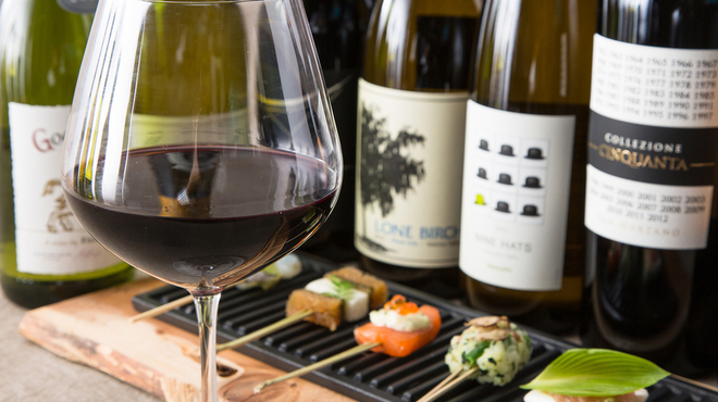 串カツとワイン 揚八 - メイン写真: