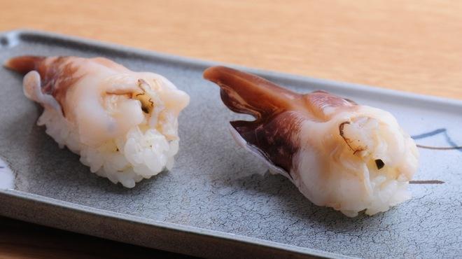 ときすし - 料理写真:トリ貝のにぎり