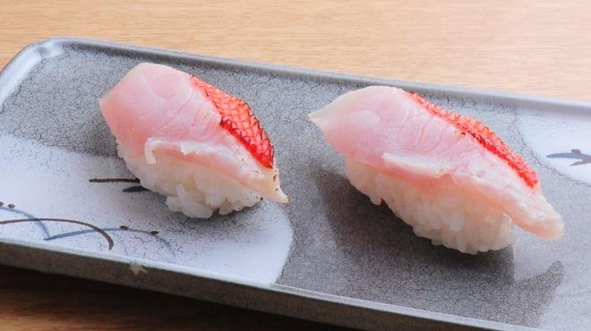 ときすし - 料理写真:キンキのにぎり