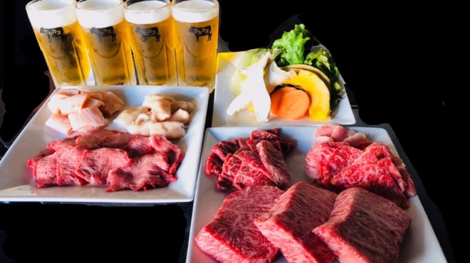 和牛専門店 焼肉 牛和 - メイン写真: