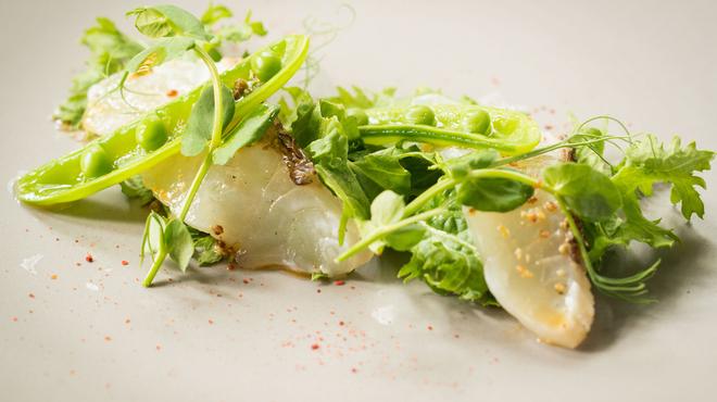 THE SODOH HIGASHIYAMA KYOTO - 料理写真:桜鯛