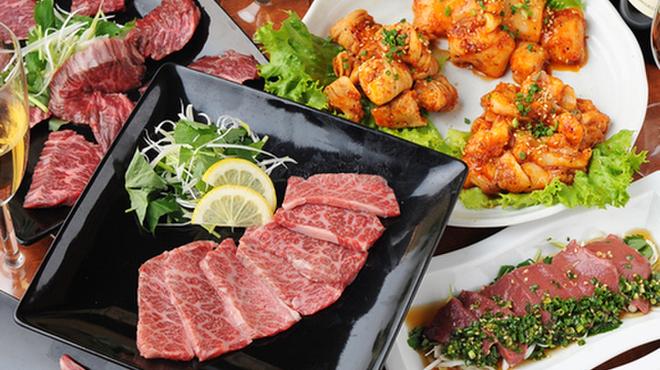 新宿食肉センター 極 - メイン写真: