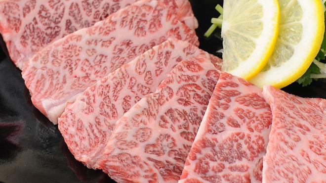 新宿食肉センター 極 - 料理写真: