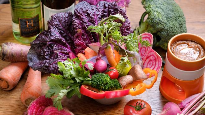 野菜がおいしいレストラン LONGING HOUSE - 料理写真: