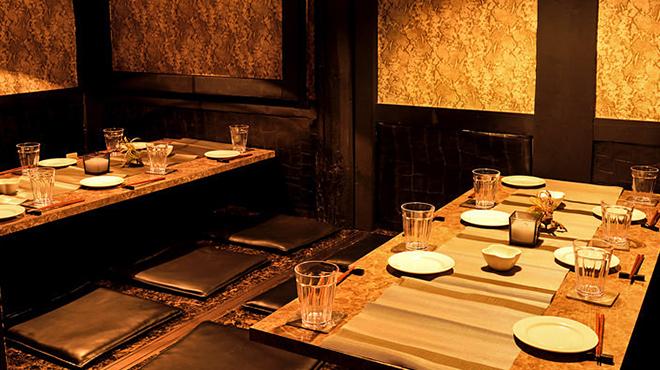 完全個室と創作和食 こころざし - メイン写真: