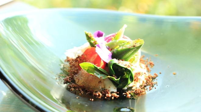 ハミルトン アール - 料理写真:夏野菜