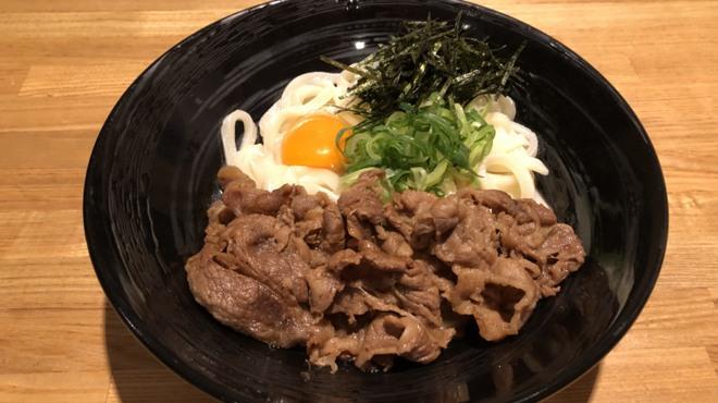 こと平 - 料理写真:神戸牛肉釜玉