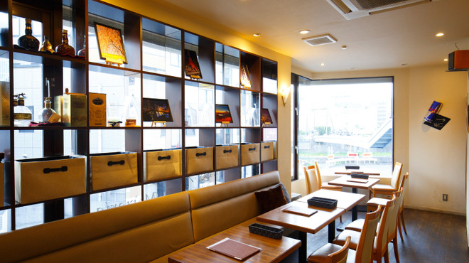 Dining Cafe & Bar Memoria - 内観写真: