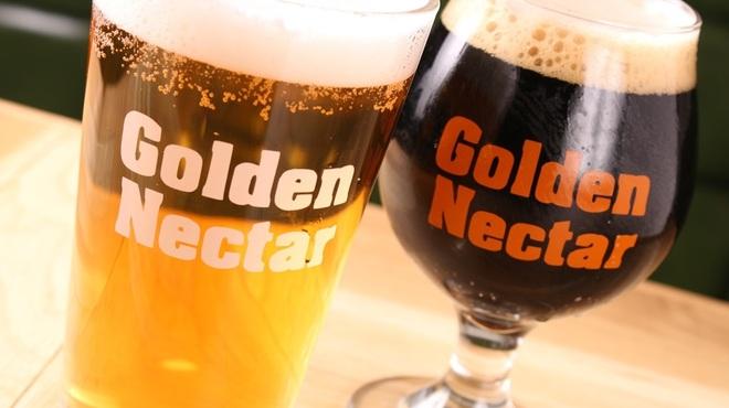 Golden Nectar - メイン写真: