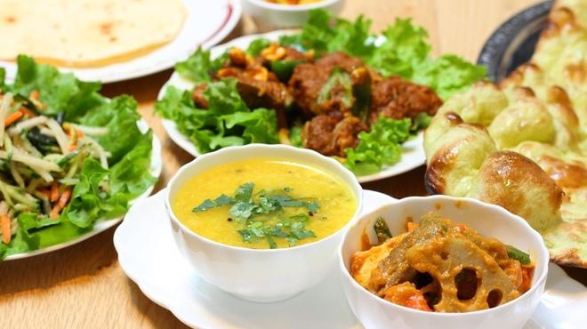 自然派インド料理 ナタラジ - メイン写真: