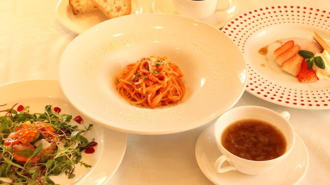 シャトーレストラン ナパ・バレー - 料理写真:パスタコース【シルバラード】