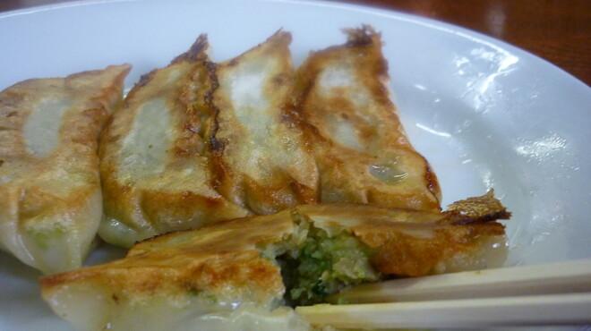 ラーメン 八海山 - 料理写真:八海山に来たら これを食べなくちゃはじまらない!たろう餃子 400円