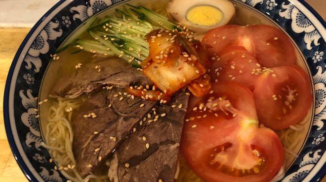 金味徳拉麺 - メイン写真: