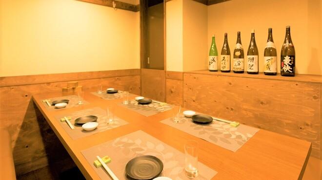 鳥道酒場 - メイン写真: