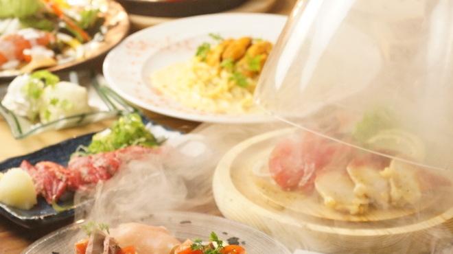お肉と魚と貝のどれもこれも - メイン写真: