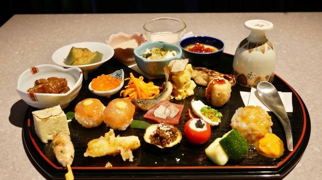 十番右京 - 料理写真:昼限定プレート(4/30迄)