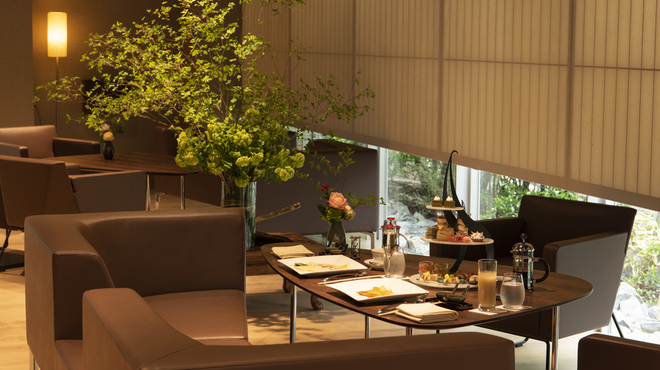 The Lobby Lounge - 内観写真: