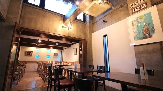 cafe パティオ - メイン写真: