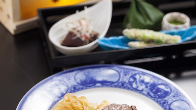 鉄板焼 よこはま - 料理写真: