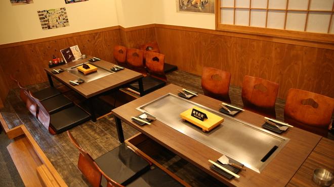 神戸鉄板 長田いっしん - メイン写真: