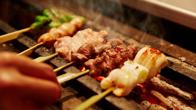 焼鶏 輪 - 料理写真: