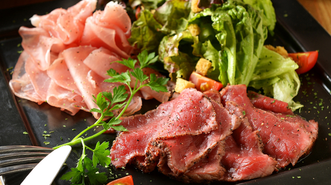 RESORT個室×肉バル×生ハム食べ放題 29○ TOKYO - メイン写真: